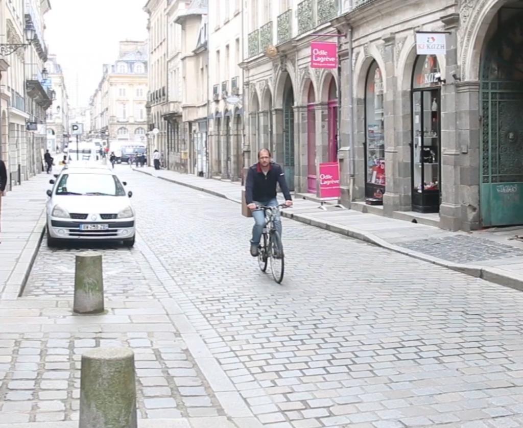 activité physique : faire du vélo